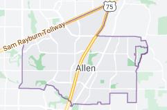 Allen TX