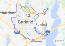 Garland Texas